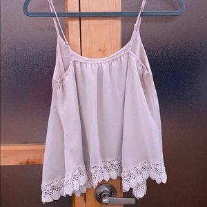 Forever 21 Tops - Float tank top!